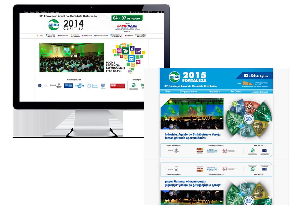 Sites Convenções ABAD