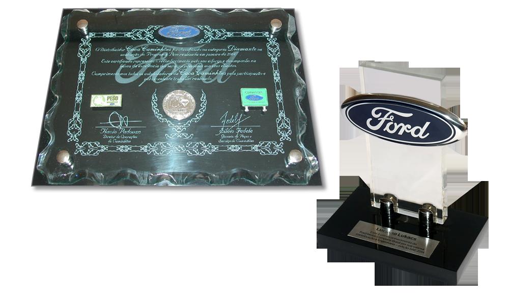 Certificação Ford