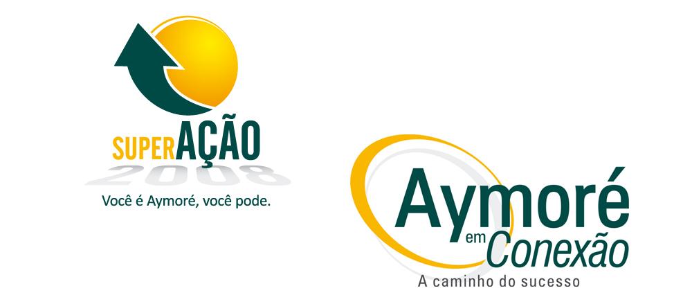Logotipos de Campanhas Aymoré